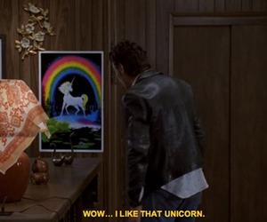 unicorn, freaks and geeks, and grunge image