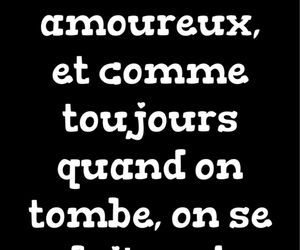 amour, image, and texte image