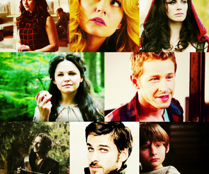 once upon a time, ouat, and storybrooke image