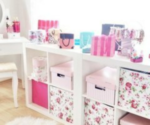 girly, room, and fashion image