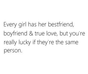 love, boyfriend, and quote image