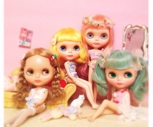 blythe, doll, and the virgin suicides image