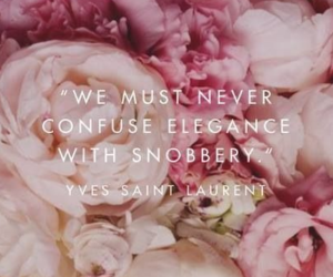 elegance, quotes, and flowers image