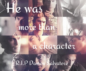 Finale, damon salvatore, and forever image
