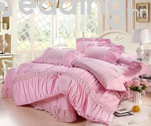 london style, pure cotton, and bedding sets image