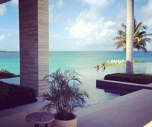 summer, luxury, and ocean image