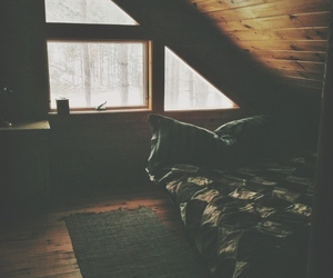 bedroom, photo, and pillow image