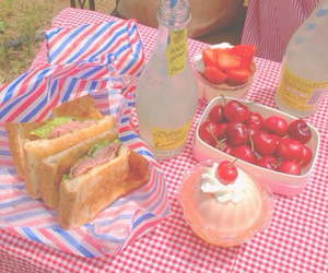 picnic, food, and lunch image