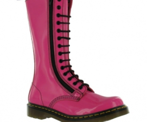 cool, doc martens, and pink image