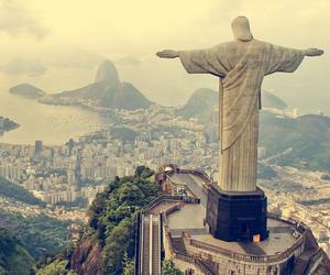 brazil, rio de janeiro, and rio image