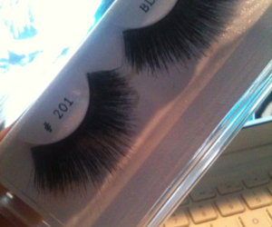 beautiful, lashes, and pretty image