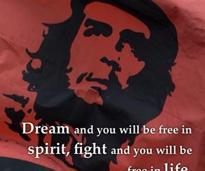 Che Guevara, che, and Dream image
