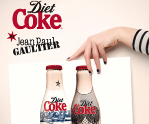 bottle design, fashion, and Jean Paul Gaultier image