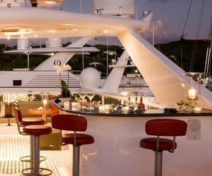 amazing, luxury, and yacht image