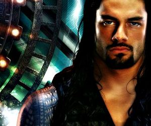 wwe, roman reigns, and superstar facebook cover image