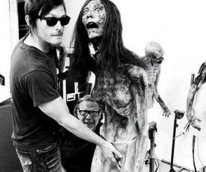 sexy time, twd, and norman reedus image