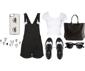 brogues, overalls, and casual image