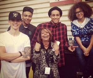 diversity, ashley banjo, and perri kiely image