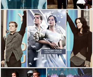 effie, hunger games, and katniss and peeta image