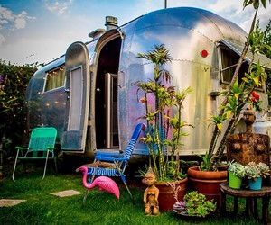 airstream, house, and cute image
