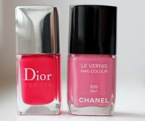 black, colour, and dior image