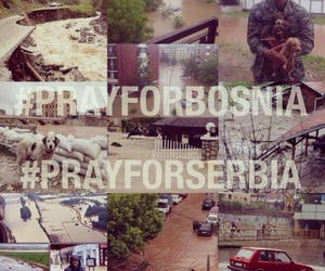 Serbia, Bosnia, and pray image