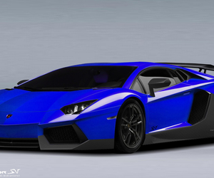 beautiful, sexy car, and blue image