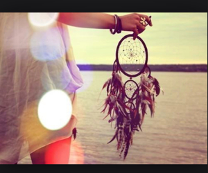 dreamcatcher, good, and fun image