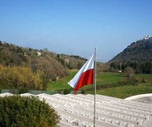 cemetery, monte cassino, and gen. w. anders image