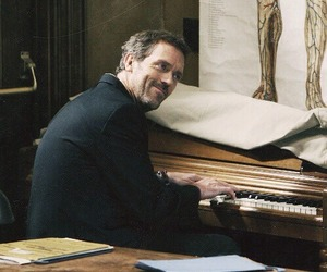 gregory house, house md, and hugh laurie image