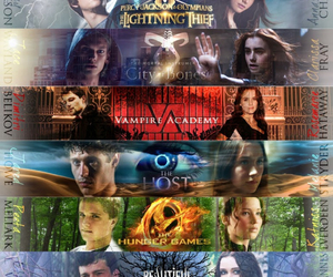 the host, the mortal instruments, and vampire academy image