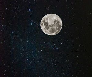 grunge, moon, and pale image