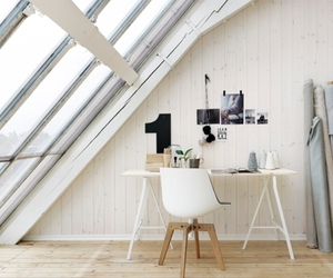 white, room, and design image