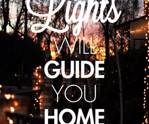 coldplay and lights image