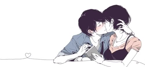 39 Images About Manga Couple On We Heart It