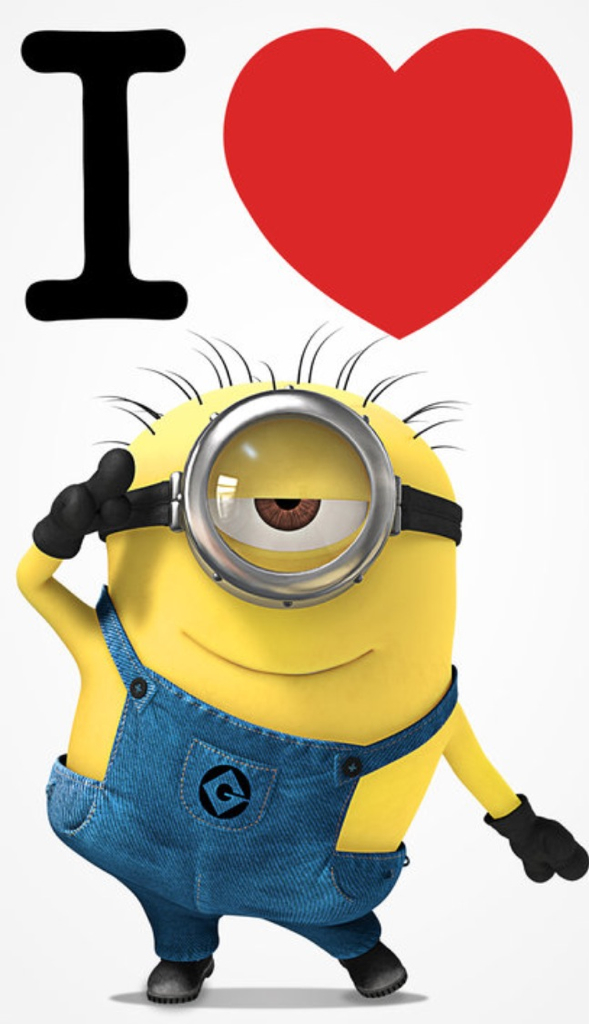 I ❤ minions discovered by Lilianna ❤ on We Heart It