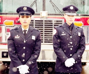 amazing, chicago fire, and friendship image