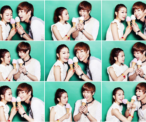 asian, colorful, and couple image