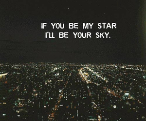 for, me, and sky image