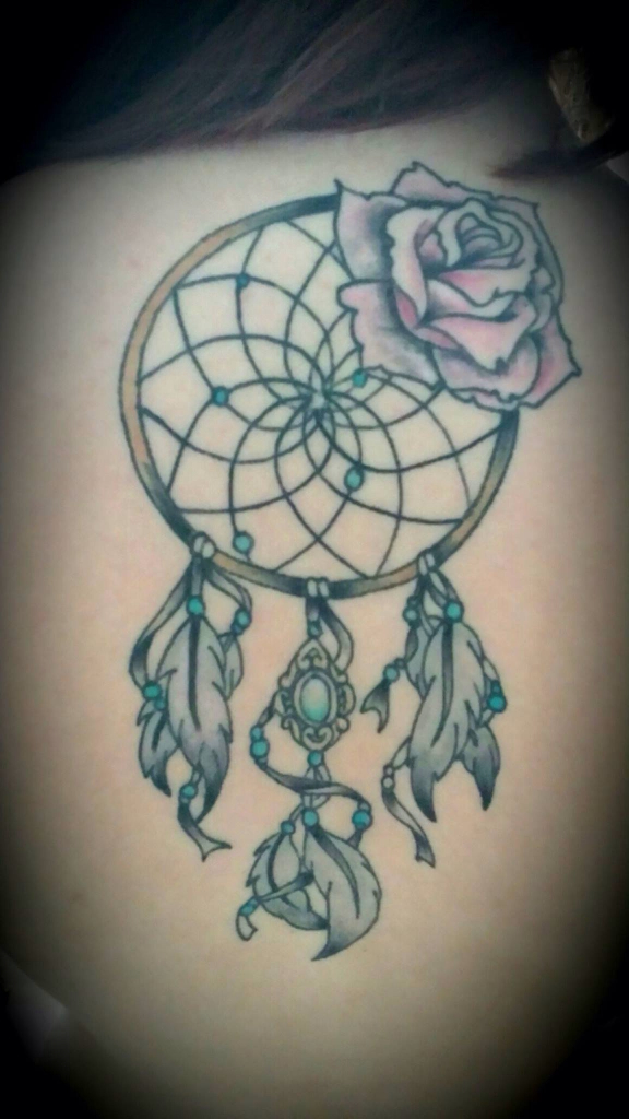 My Dreamcather Tattoo Shared By Natacha On We Heart It