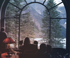 cool, landscape, and lodge image