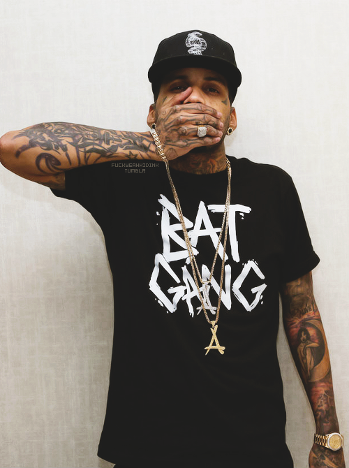 118 Images About Kid Ink On We Heart It