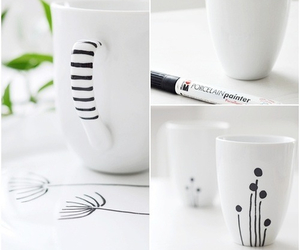 diy, cup, and mug image