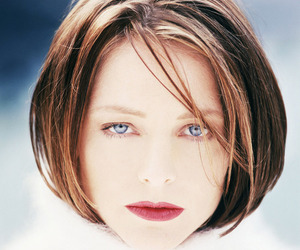 90s, jodie foster, and vintage image