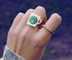 cup, fingers, and OMG image