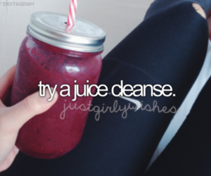 healthy, juice, and bucketlist image