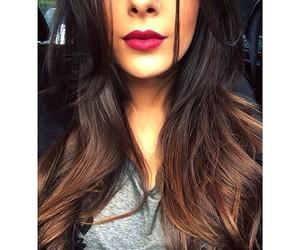 girl, hair, and nah cardoso image