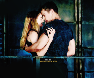 kiss and divergent image