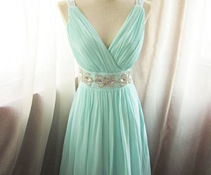 dress and simple bridesmaid dresses image