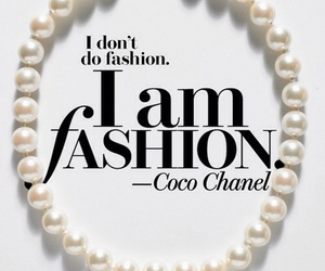 fashion, coco chanel, and chanel image